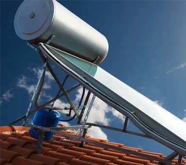 Popravka bojlera na solarno napajanje