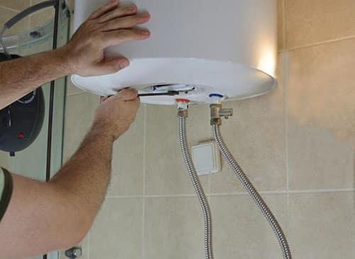 Zamena sigurnosnog ventila na bojleru